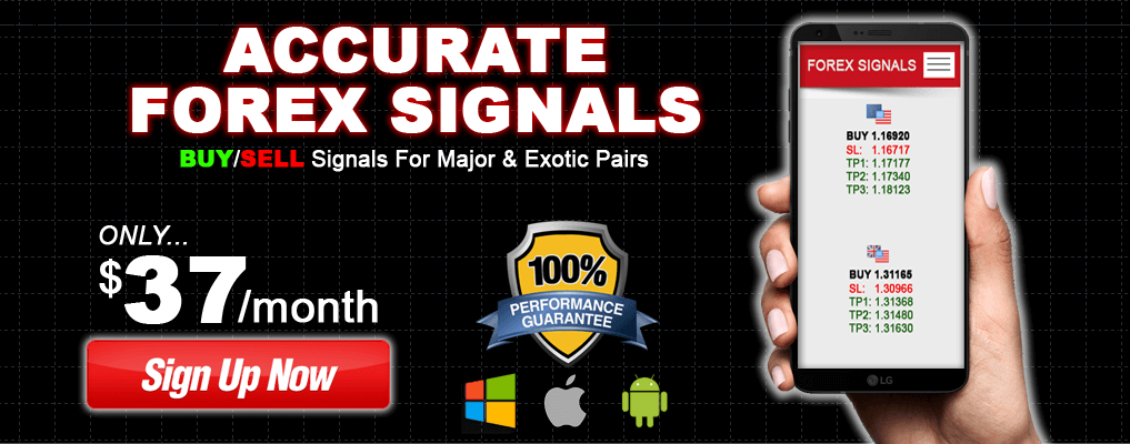 Accurate Forex Signals Sign Up