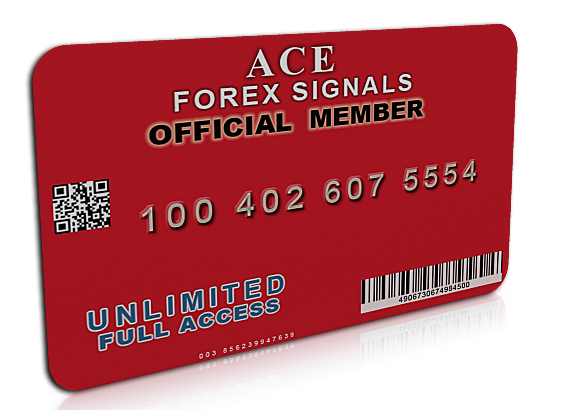 ace forex signals membership card